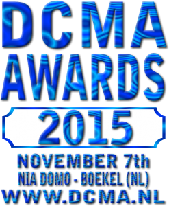Logo DCMA Awards 2015
